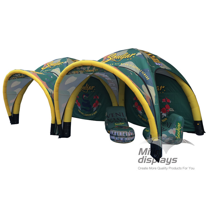 Inflatable Tents  4*4m