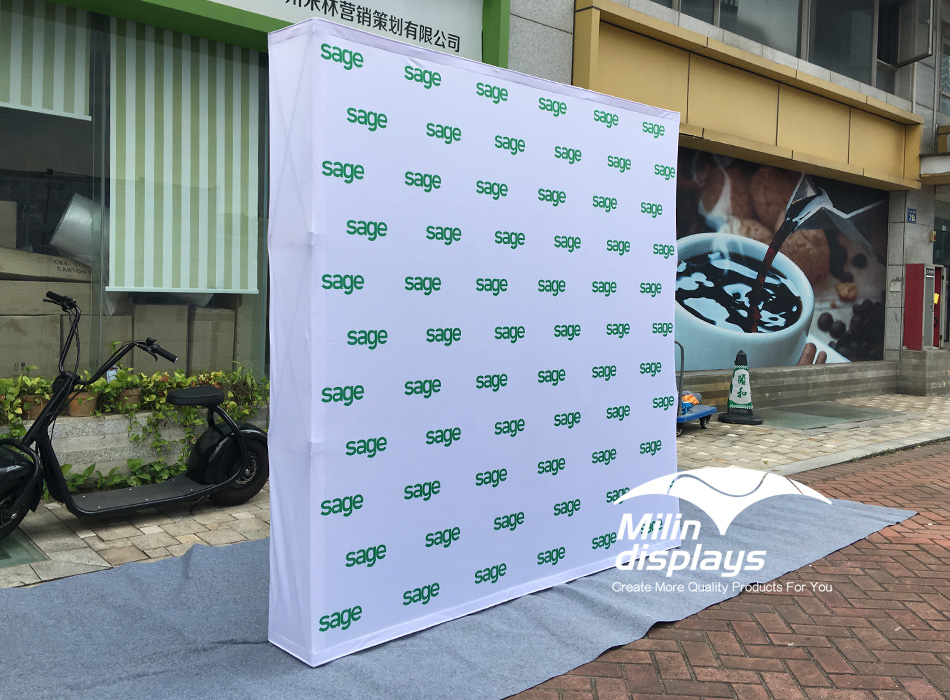 Pop Up Display,Tension Fabric Displays, Trade Show Displays/Backdrops, backdrop stand.